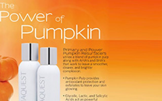Primary Pumpkin Resurfacer Face Forward Esthetics